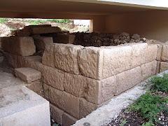 Αρχαίο τείχος