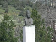 Προτομή Γεωργίου Καραϊσκάκη