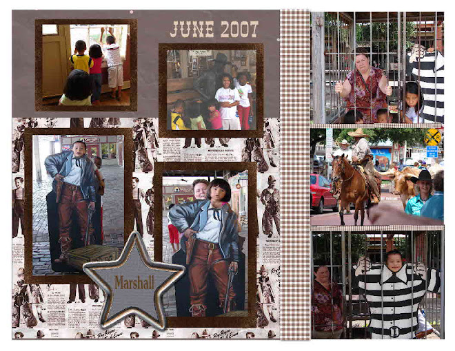 Our trip to the Fort Worth Stockyards.