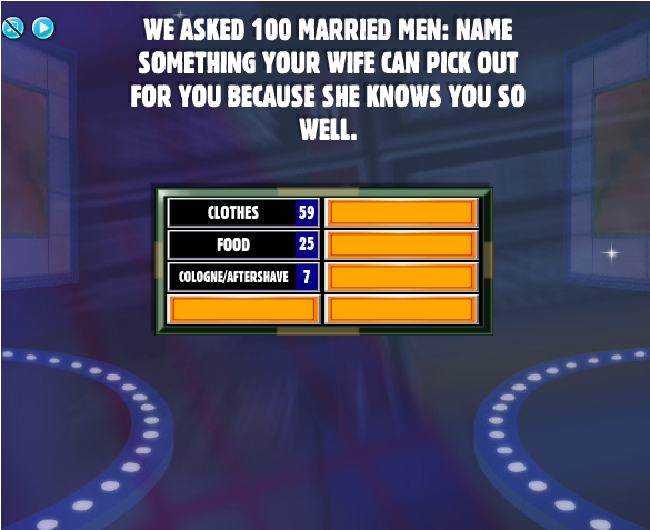 Family Feud Best One Page Answer Cheat  Page 1