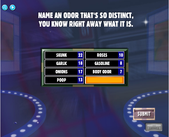 Facebook Family Feud Answers Cheat Lists ResultsChart 6