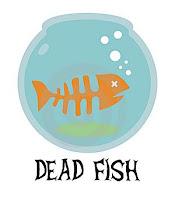 dead fish: poisson mort