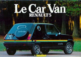 tamerlane s thoughts renaut 5 le car van cabrio 6x6