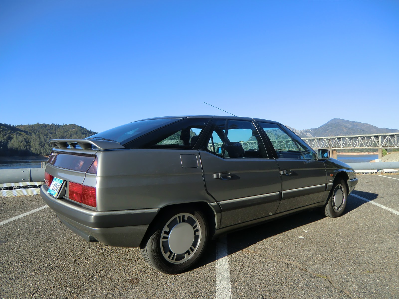 tamerlane 39 s thoughts road trip in a citroen xm