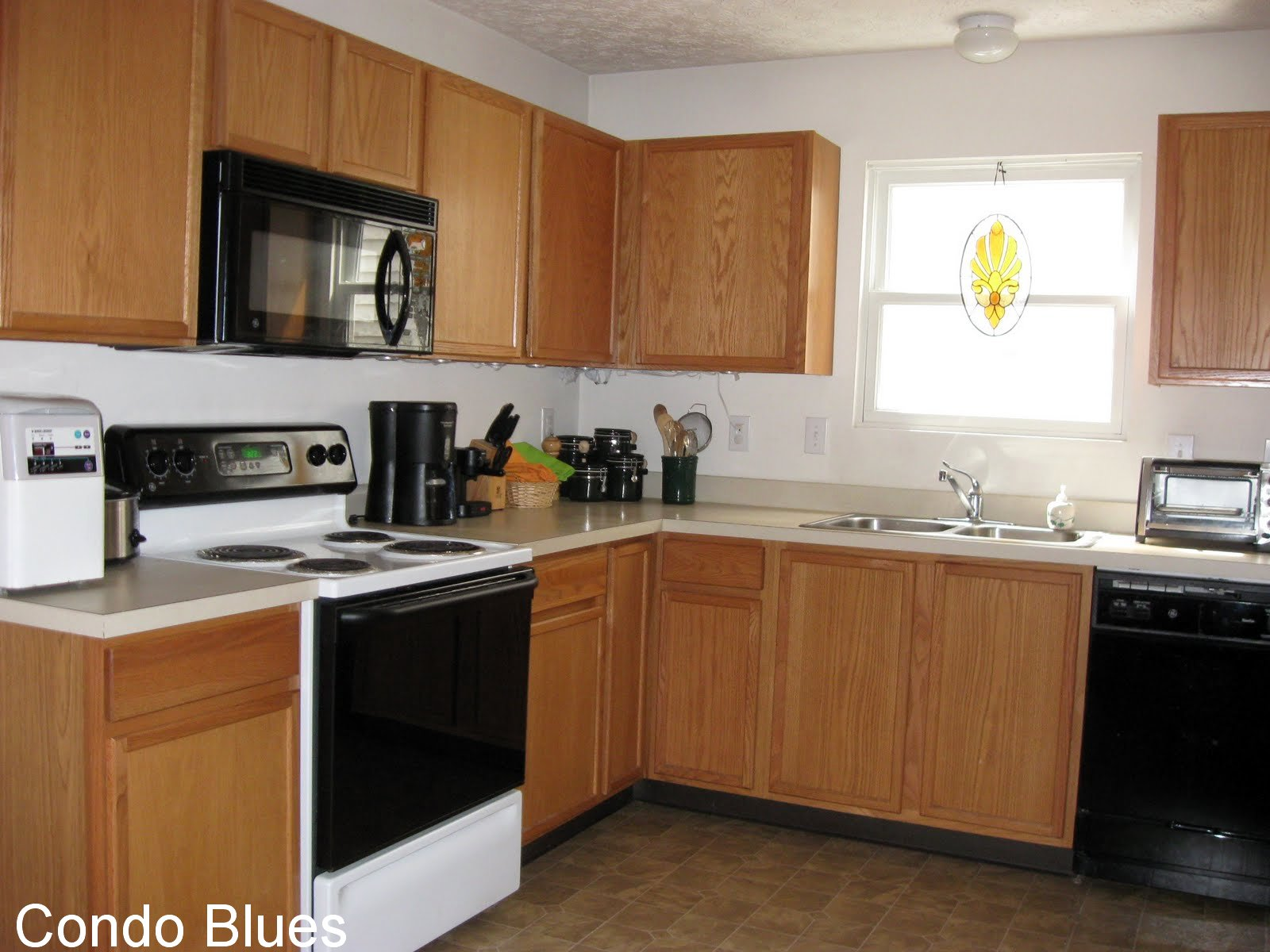 Condo blues i dream of new kitchens for Basic kitchen remodel ideas