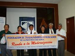 FEDERACION DE MERCADOS DE LA PROVINCIA DEL SANTA