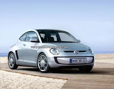 new vw beetle 2012 images. New Volkswagen Beetle will