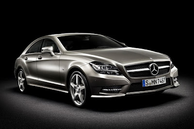 New Mercedes CLS
