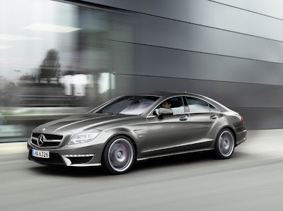 CLS 63 AMG