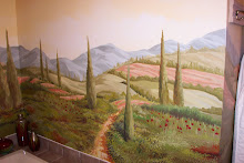 """Tuscan Landscape"""