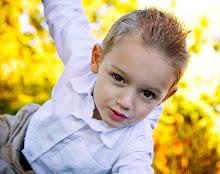 Dayson Hyrum, 4 years old