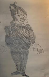 This is Marilda Granda-Barton, also a great voice