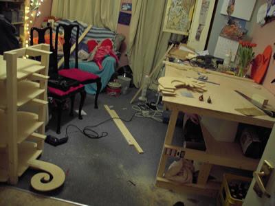 Workbench in progress!