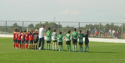 Encontro com Palmelense FC III
