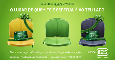 Gamebox 2ª Volta