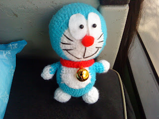 Amigurumi Doraemon Pattern : Life is a complicated subject amigurumi doraemon
