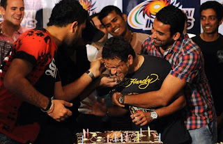 Sachin Tendulkar's 36th B'Day
