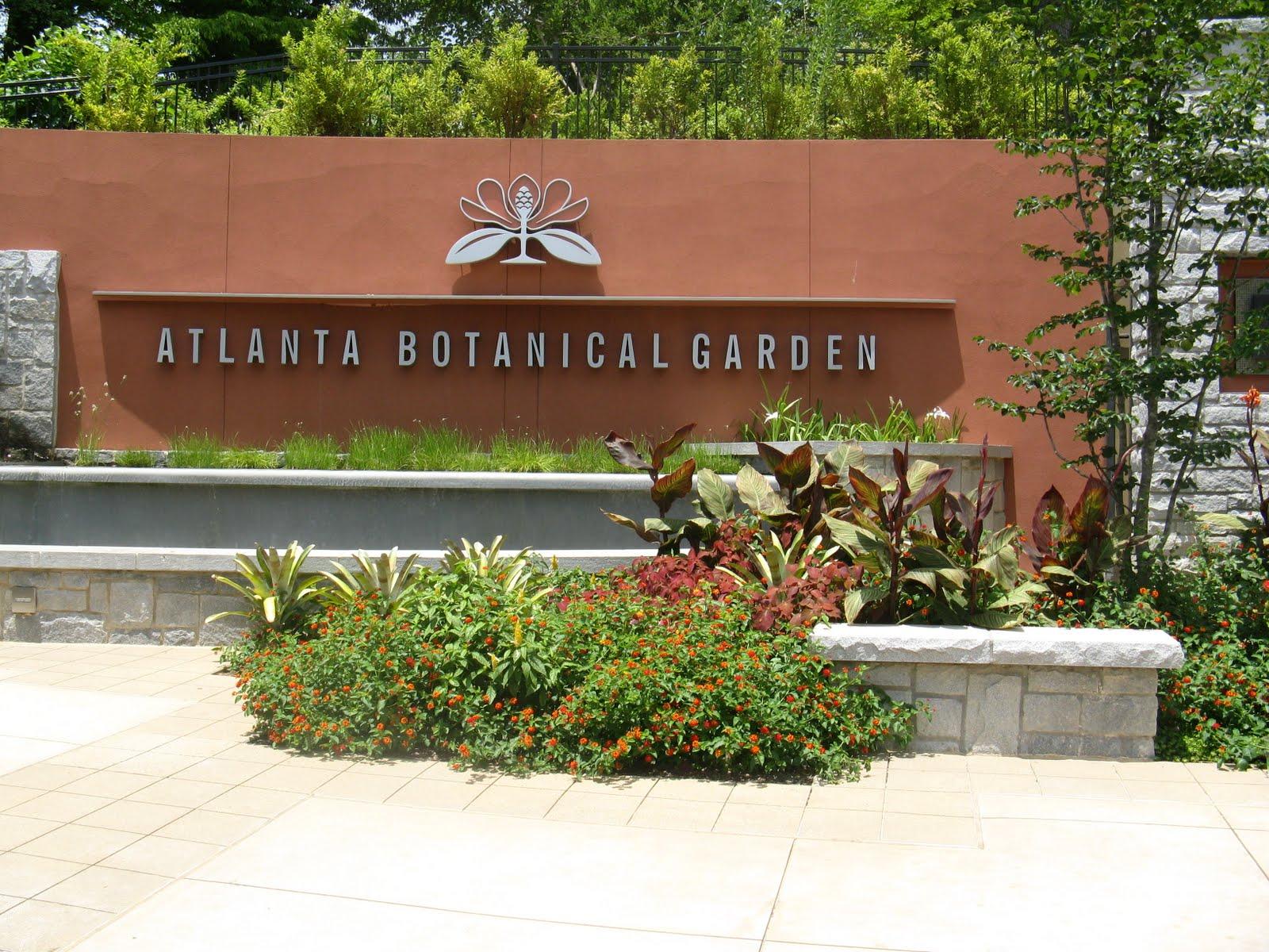 Digging the dharma a walk through the gardens with elisa - Atlanta botanical garden membership ...
