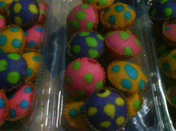 Apam Dot...Dot with Filling Strawberry/Blueberry/Lemon/Kiwi/Orange