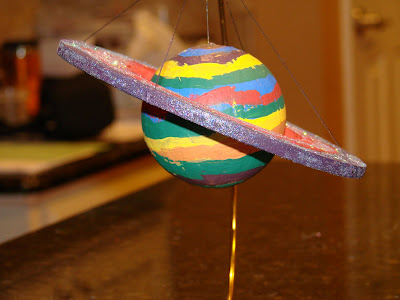 saturn planet project - photo #15