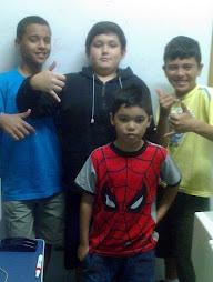 Alunos Kids