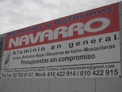 ALUMINIOS Y REFORMAS NAVARRO