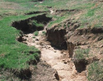 soil erosion definition and meaning ecological problems