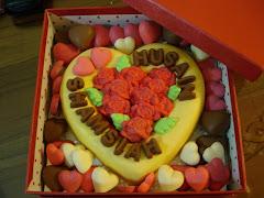 Hantaran - Designed Sweet Heart @ RM 60