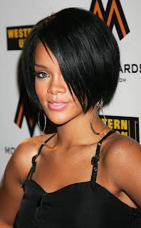 Rihanna's Bob Haircuts