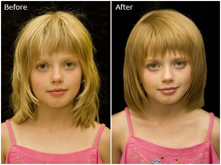 Here are some short haircut choices for kids