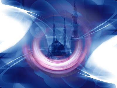 wallpaper islami. Wallpaper Islami Menara Masjid