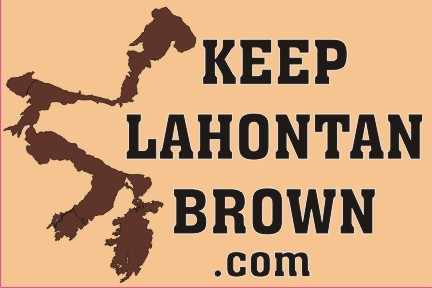 Keep Lahontan Brown.com