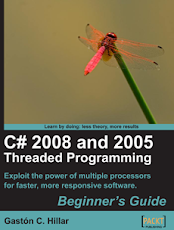C# 2008 and 2005 Threaded Programming book cover