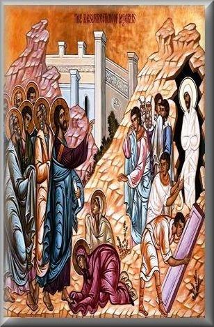 Isus uskrsava Lazara