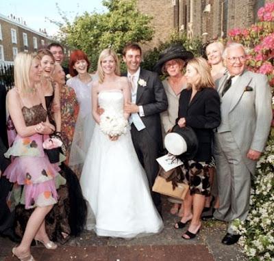 Tanya hicks wedding