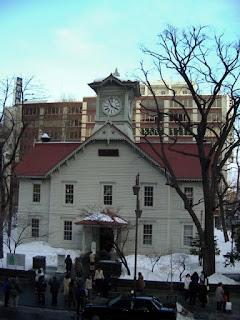 Sapporo Tokeidai
