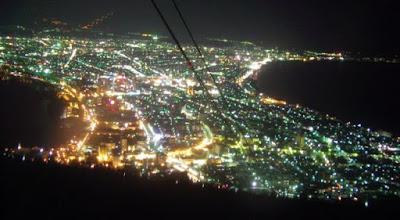 Hakodate-yama View