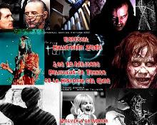 Especial Halloween  - Las 10 Mejores Peliculas de Terror
