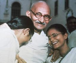 """El """"Alma Grande"""" -Mahatma- Gandhi..."""