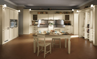 Design Classic Kitchens Decoration