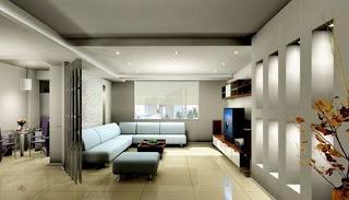 Interior minimalis Design
