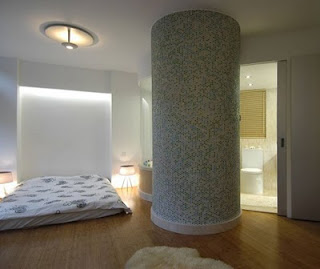 Matsuki Modern Residence interior Bedroom