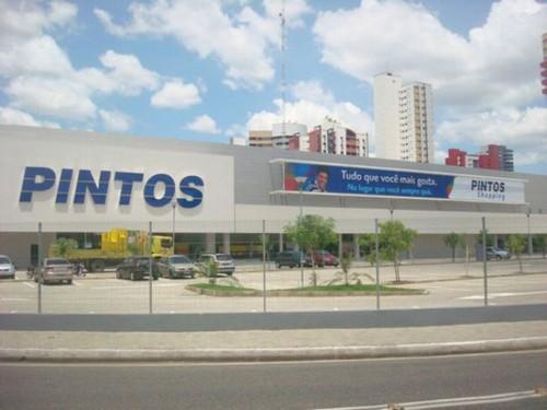 Pintos shoping