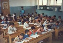 Ayuda infancia en Madagascar.