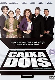 Filme Poster Caixa Dois DVDRip XviD & RMVB Nacional