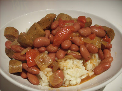 Red Beans And Rice With Andouille Sausage Recipes — Dishmaps