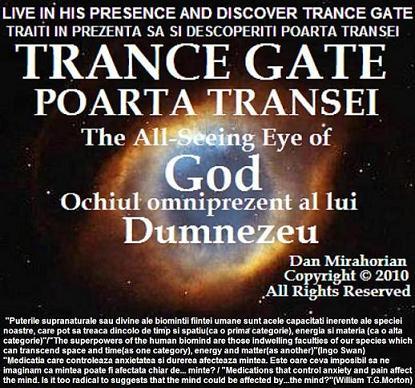 MIRAHORIAN: TRANCE GATE/POARTA TRANSEI