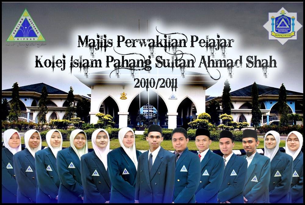 Majlis Perwakilan Pelajar (MPP) KIPSAS