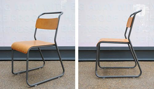 Vintage School Chairs. Old School Chairs Vintage