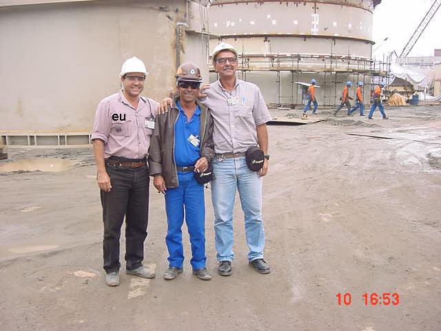 Produtos Inepar - tanques e vasos de pressão